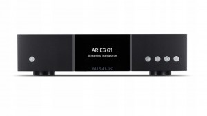 Auralic ARIES G1  streaming transporter