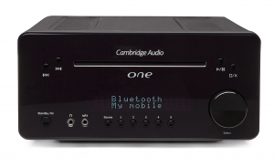 Cambridge Audio ONE (SYSTEM MUZYCZNY ALL IN ONE) / RATY 20x0%