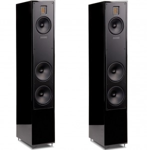MARTIN LOGAN MOTION 40 High Gloss (czarny) Hit Cenowy